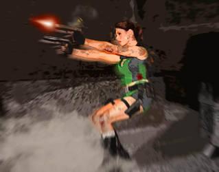 Run and Gun by gringo4ninja