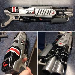 N7 Shotgun by gringo4ninja