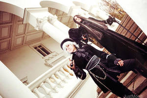 Horror Collectors: Evilice and Sin by ElenaLeetah