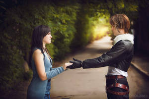 Final Fantasy VIII: Shall we dance? by ElenaLeetah