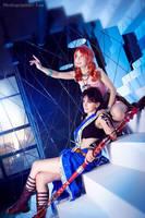 Final Fantasy XIII: Look at Gran Pulse!.. by ElenaLeetah