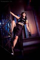 FFVII AC - Tifa Lockhart by ElenaLeetah