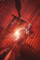 Soul Calibur IV: Hildegard von Krone by ElenaLeetah
