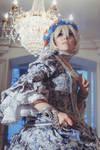 Opera: Killer girl by ElenaLeetah