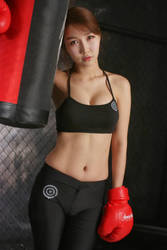 Go Jung Ah by Race-Queen