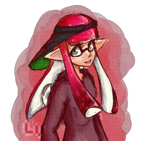 My Squidsona by Le-Vane
