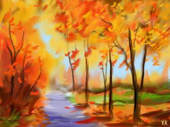autumn by Vov-Ka