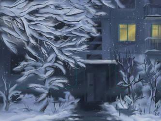winter by Vov-Ka