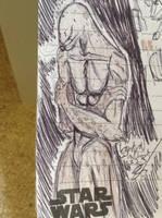 Cold Sangheili Sketch by Lambda-fallout125