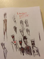 divided stars: larrence patter by Lambda-fallout125