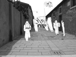 Street Patrol by Lambda-fallout125