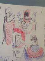 scifi fantasy armour by Lambda-fallout125