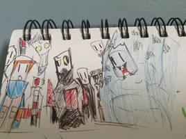 merc doodle by Lambda-fallout125