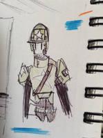 URA combat armour by Lambda-fallout125