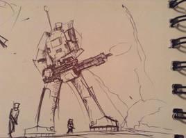 UEG Mech by Lambda-fallout125