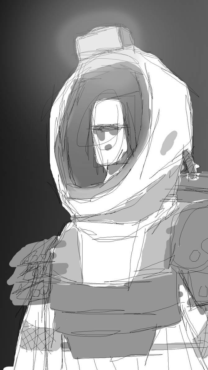 Alien suit by Lambda-fallout125