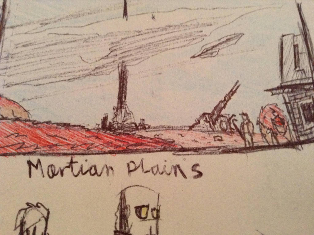 martian plains by Lambda-fallout125