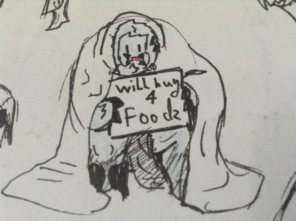 HUG4foodz by Lambda-fallout125