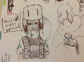 weird hat? by Lambda-fallout125