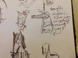 cocodile or aligater? by Lambda-fallout125