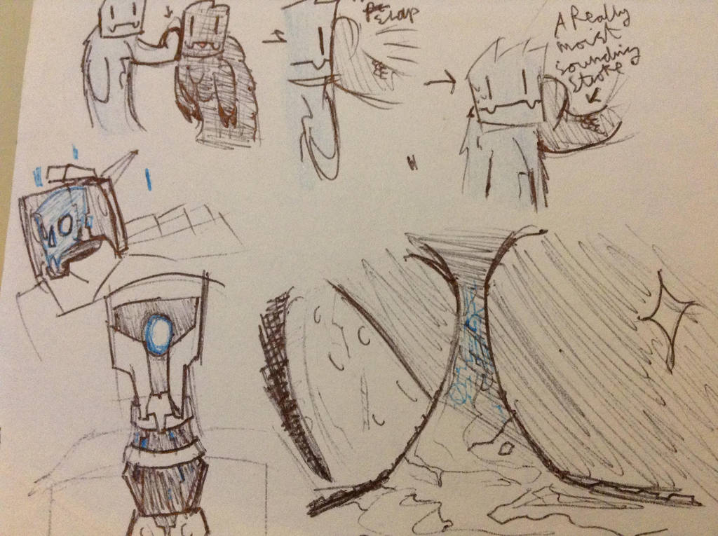 mo'runner doodle by Lambda-fallout125