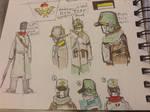 Colonial Regiment #4 New Tzar marines by Lambda-fallout125