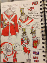 Colonial Regiment #6 New farrlex Infantry by Lambda-fallout125