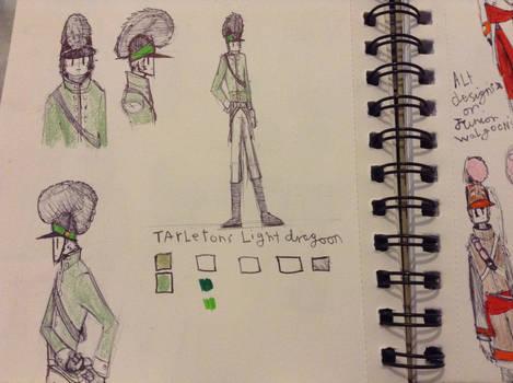 Tarletons Legion by Lambda-fallout125