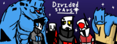 Divided Stars Gallery Logo by Lambda-fallout125