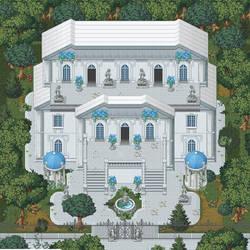 Die Villa im Wald by SchwarzeNacht