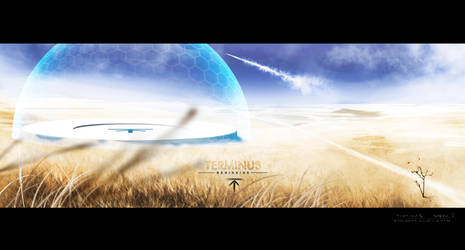 Terminus Beginning by ruslanos2008