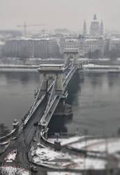 Budapest by piechot