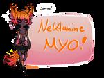 Nektanine 72h MYO Event [CLOSED] by Cyleana