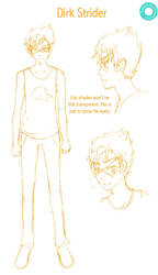 HSAP Characterization - Dirk by fistania