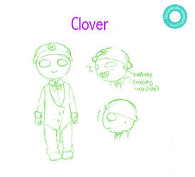 HSAP Characterization - Clover by fistania