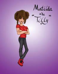 Matilda 'Tilly' by TheLyssa