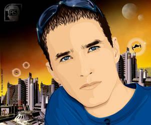 Jorge Packer Future by alpio