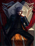 Vergil's Throne by dedecoris