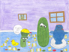 The Play-Dough contest by veggie-fan-attic