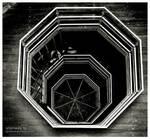 LXXXIII. ..stairway to... by behherit