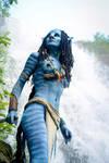 Avatar Cosplay Neytiri by MurzikYuki