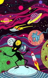 Universo1 by Leosanro