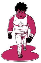 Boxer by Leosanro