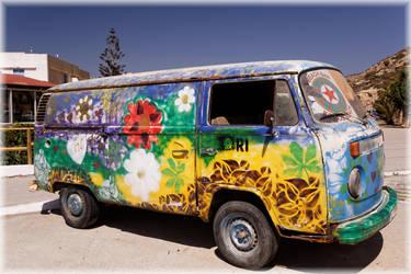 Coolest VW Kombi Ever by Oaken-shield