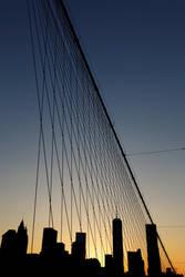 Brooklyn Sunset by Oaken-shield
