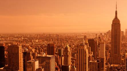 New York Atmosphere II by Oaken-shield