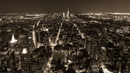 New York Ambiance by Oaken-shield