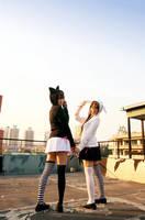 NEKO INU by yukintoshimi