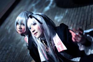 Black Lagoon    Vampire by yukintoshimi