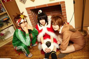 Hakuouki: Sweet School Love by yukintoshimi